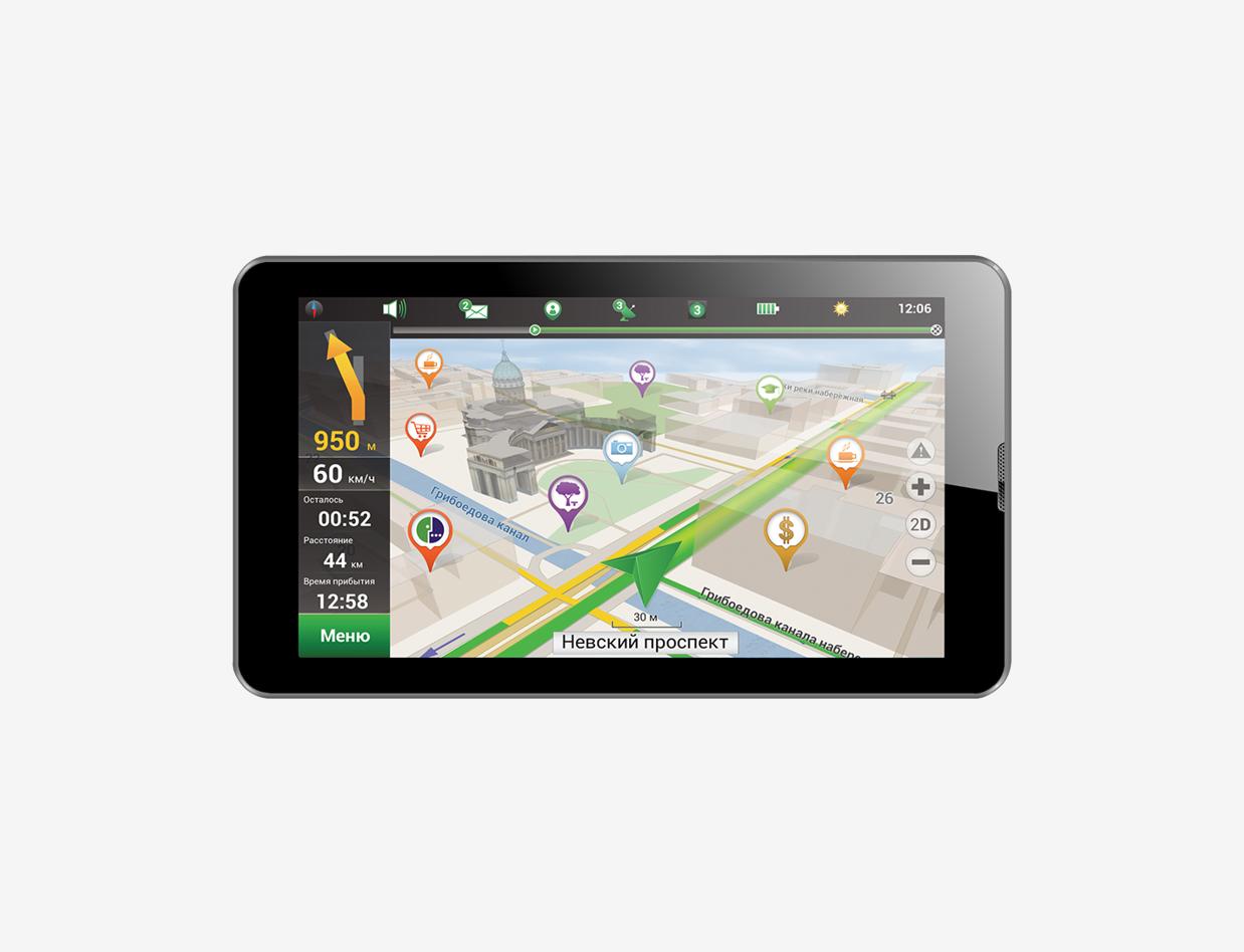 Установка карт навигации, ремонт навигаторов на компонентном уровне